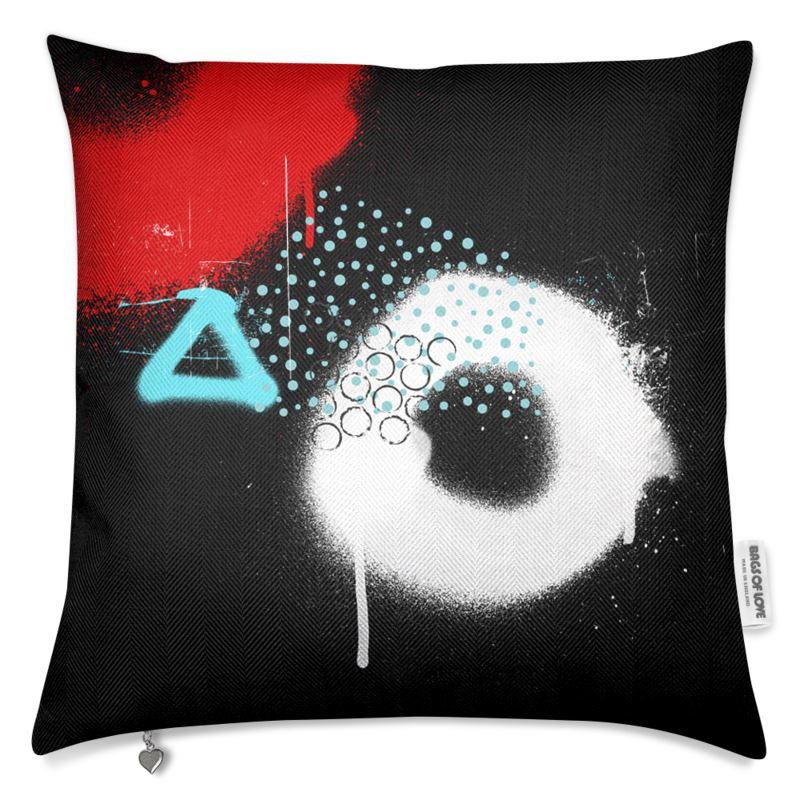 Urban Decay Luxury Cushion Black & Red