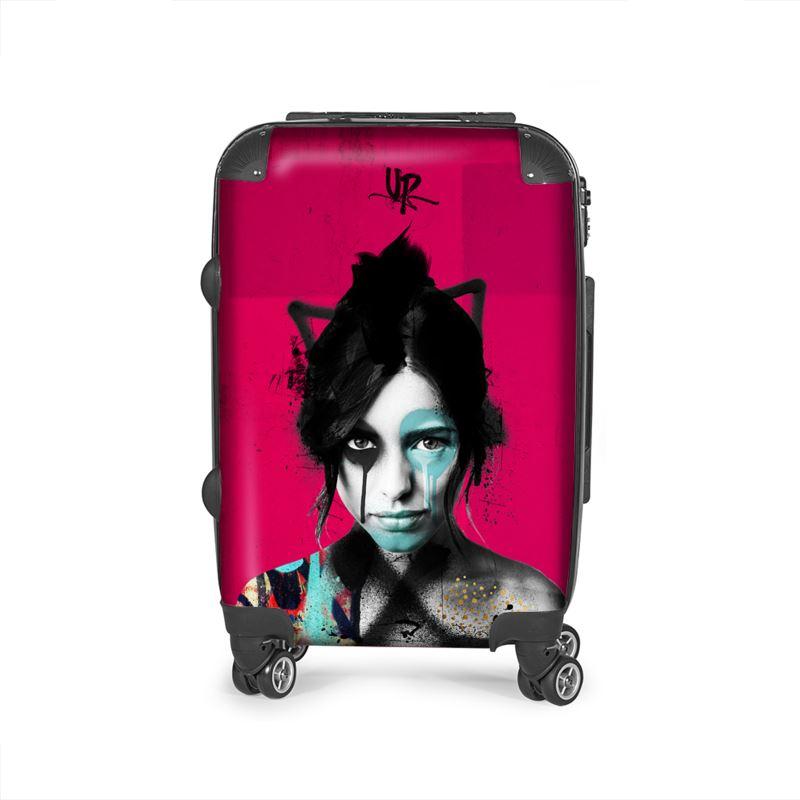 Sheshi Suitcase Pink