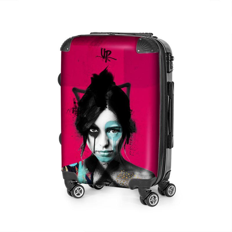 Urban Punkz designer suitcase