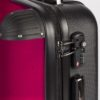 urban punkz suitcase in pink detail