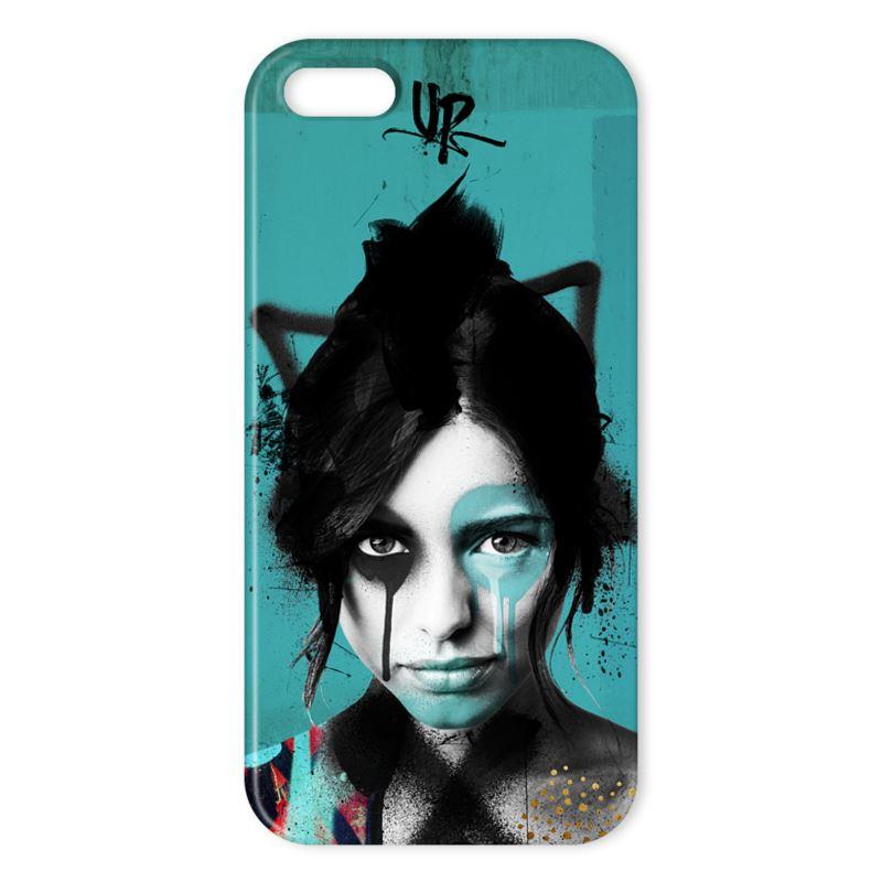 Urban Punkz iPhone X Case Turquoise