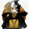 Kibo Gold Limited Edition print