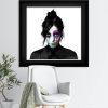 Shisei framed