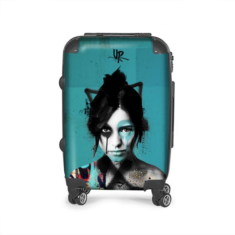 Sheshi Suitcase Turquoise
