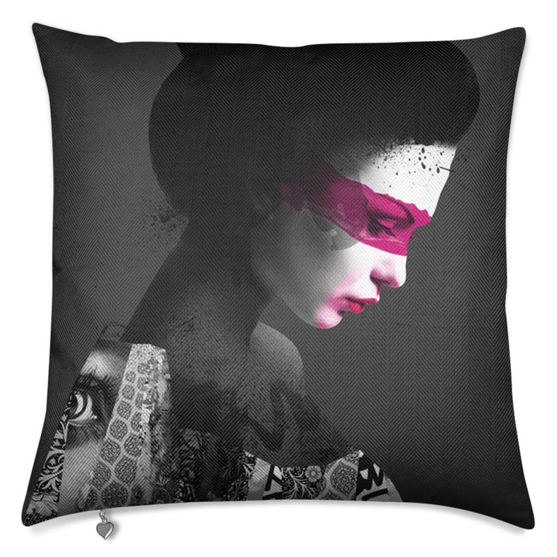Urban Punkz Coco Designer cushion