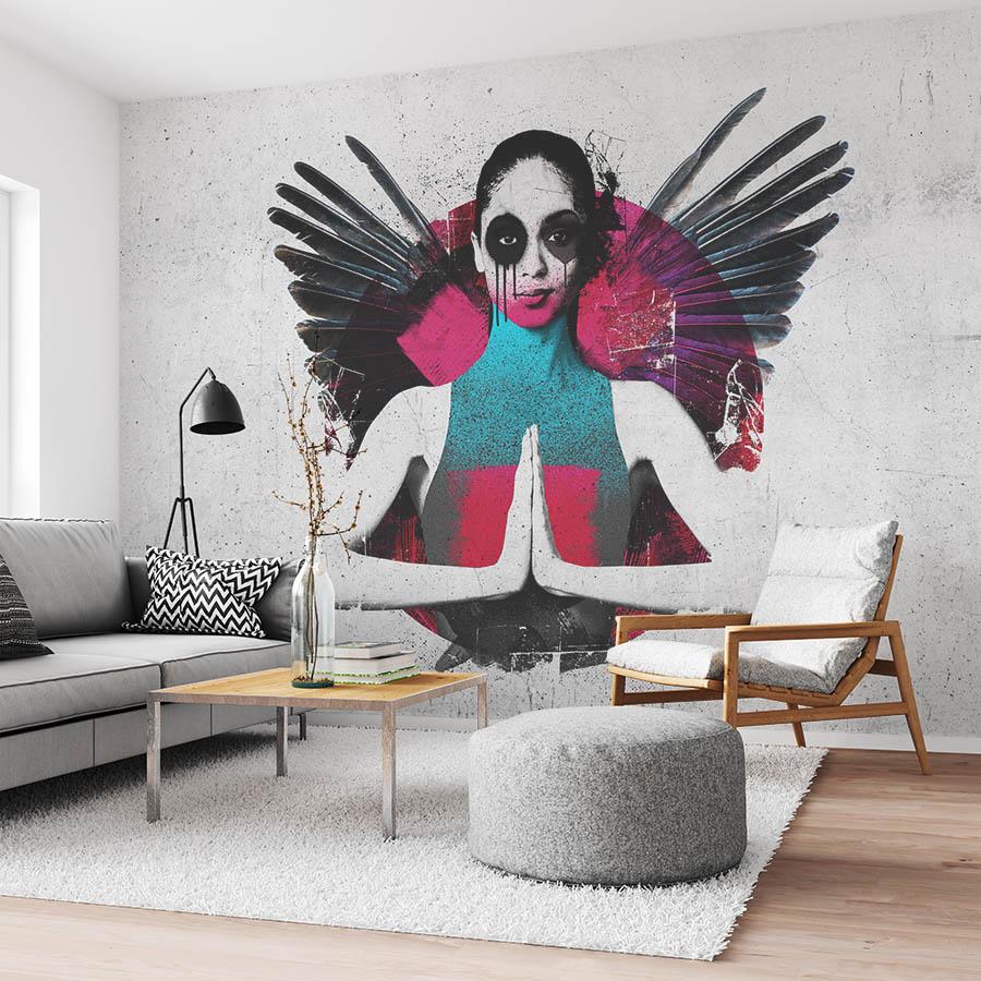 Fallen Wallpaper